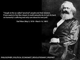 karl marx a brief introduction  karl marx quote practical people