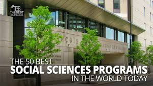 Singapore Design School Ranking The 50 Best Social Sciences Programs In The World Today