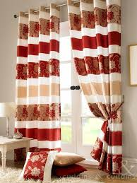 Black And Red Curtains For Living Room Decor  Windows U0026 CurtainsRed Curtain Ideas For Living Room