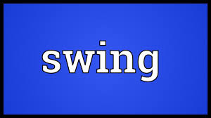 Image result for swing word
