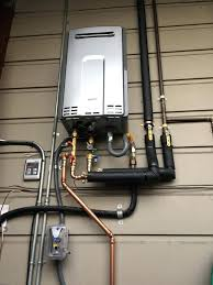 water heater gas line water heater install rinnai tankless water heater gas line size