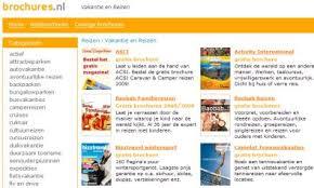 Reisbrochure Vraag Je Reisbrochures Online Aan Fantv Nl