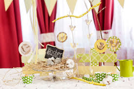 Party Table Decor Easter Party Table Decor The Creative Studio