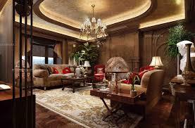 Italian Living Room Design Italian Living Room Design White Striped Fabric Table Modern White