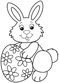 Easter Bunny Coloring Pages To Print Bunny Coloring Pages Easter