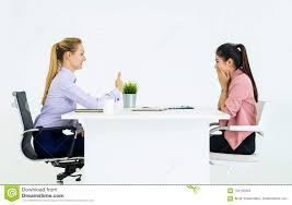 How To Be Successful In A Job Interview Happy Woman Shocked After Successful Job Interview Stock