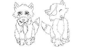 Fnaf Mangle Coloring Pages With Foxy Five Nights At Freddys Coloring