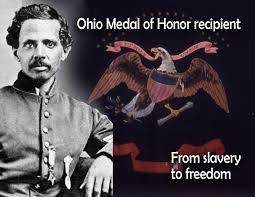 Ohio Medal of Honor recipient: From slavery to freedom