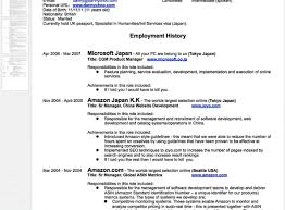 How To Write An Easy Resume Resume Template