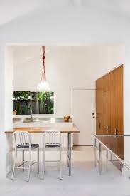 home office lights. Small Contemporary Kitchen Makes Room For Home Office And Laundry Lights 8