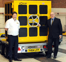 Rugby Engineering Solutions Firm Develops An Innovative Bomb Proof