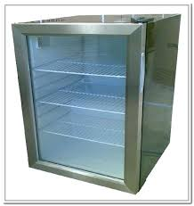 fridge with glass doors admirable stainless steel mini fridge with glass door stainless steel mini fridge with glass door choice commercial refrigerator