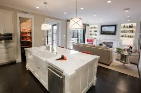 Sink And Dishawasher In Kitchen Island Pictures Gallery