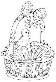 Easter Coloring Pages Zentangle And Coloring Easter Coloring