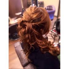 花嫁にも負けない欲張りハーフアップ Bell Wood Hairベルウッド