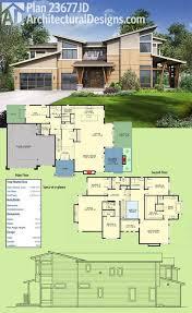 modern house plan house plans