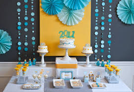 Graduation Party Dessert Table and Candy Buffet Ideas!
