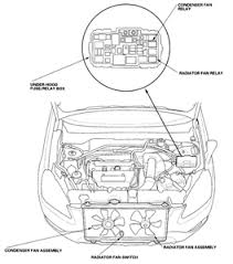 honda cr v radiator fan wiring diagram questions answers where is the fan switch on a 1999 honda cr v ex