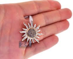 diamond sun necklace page 1 line