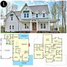 custom home floor plans new modern farmhouse ideas for house