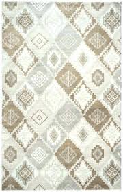 brown and cream rug best red area rugs traditional green
