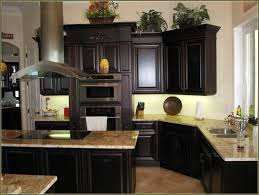 painted kitchen cabinets with black appliances. Spray Paint Kitchen Cabinets Black Painted With Appliances R