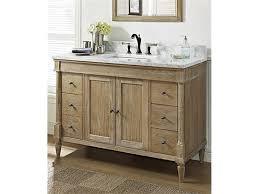 bathroom vanity without top 48