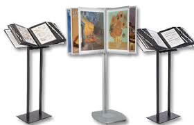 Multiple Poster Display Stands Display Stands Poster Frames iPad Stands More 29