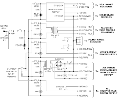 the electronic peasant s vacuum tube synthesizer page schematic of the power supply sound files of the tube synth