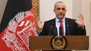 نائب أشرف غني: أنا الرئيس الشرعي الآن.. سنقاوم طالبان