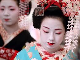 maiko makeup