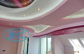 ceilings ideas plasterboard ceiling on several levels with concealed led lighting