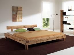 BALKENBETT Normannstein H - modern wood bed designs