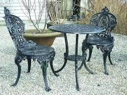 vintage wrought iron table and chairs vintage wrought iron table and chairs best wrought iron garden