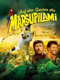 Prime Video: Auf den Spuren des Marsupilami - Der Dschungel ruft!
