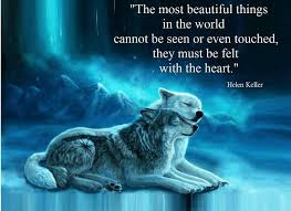 Most Beautiful Spiritual Quotes Best of The Most Beautiful Things Must Be Felt With The Heart Pretty As