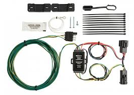 hopkins towing solutions 56005 ford lincoln towed vehicle wiring kit dinghy towing harness at Towed Vehicle Wiring
