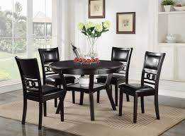 classic dining room chairs. New Classic Gia D1701 Dark Standard Height Table Dining Room Chairs E
