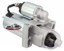 General Motors - Starter - Chevy - Offset mounting holes