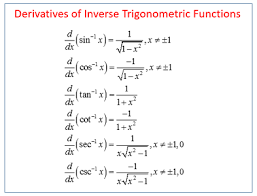 Quiz Worksheet Inverse Trigonometric Functions Study Com