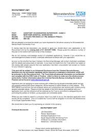 Sample Resume Of Housekeeping In Hospital Valid Cover Letter For
