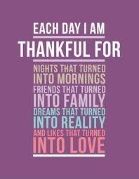 Thankfulness Quotes New Each Day I Am Thankful Picture Quotes