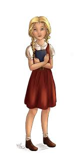 image liesel meminger by allicynleiaallen dhuqo jpg the book  liesel meminger by allicynleiaallen d6hu0qo jpg