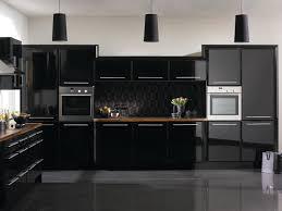 modern black kitchens. Simple Modern In Modern Black Kitchens T