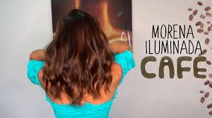 O cabelo castanho com luzes, por exemplo, pode receber uma infinidade de. Morena Iluminada Cafe Youtube