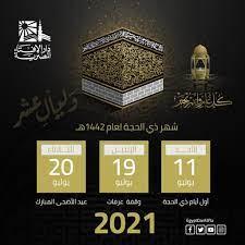 ننشر بيان دار الإفتاء المصرية حول رؤية هلال شهر ذي الحجة لعام 1442هـ -  بوابة الغد