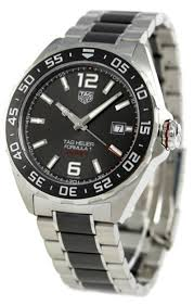 tag heuer mens watches discount tag heuer watches tag heuer tag heuer formula 1 calibre 5 anthracite dial men watch waz2011 ba0843