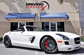 mercedes sls amg 2014. Brilliant 2014 Used 2014 MercedesBenz SLS AMG GT Roadster Weistec Supercharged   To Mercedes Sls Amg L