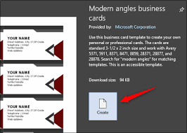 how to create business cards in word how to design business cards using microsoft word