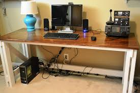 build your own office furniture. 6 Awesome Simple Home Office Desk Ideas Build Your Own Furniture E